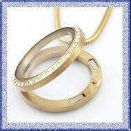Medaillon-rvs-rond-goudkleurig-met-strass-steentjes